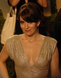 ~1 ADD~ Tina Fey @ 2009 Vanity Fair Oscar party, Hollywood, February 22
