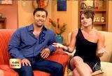 Marisa, Lilia, Claudia Molina -Thighs, Barefoot, Dancing - Escandalo TV Univision - VideoClip