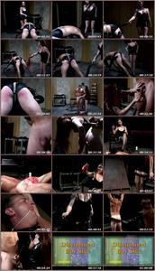 Disciplined Boy Slut Female Domination