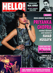 Priyanka Chopra - Hello! Pakistan February 2013
