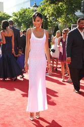 Шанель Иман, фото 530. Chanel Iman - Booty in dress at 2012 ESPY Awards at Nokia Theatre LA Live in LA, 11 July 11, foto 530