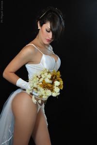 Hermosa travesti rosarina
