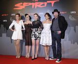 Paz Vega, Scarlett Johansson and Eva Mendes