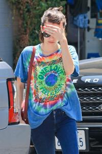 Emma Roberts Out in West Hollywood 06/25/14