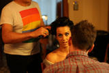 Katy Perry - Various Behind The Scenes Shots - MTV EMA 2009 - (x182)