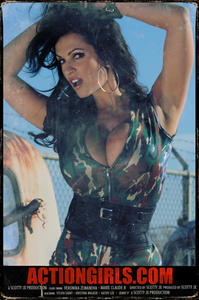 Дениз Милани, фото 3932. Denise Milani ActionGirls.com Grindhouse Vol. 12, foto 3932