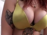 Rocker Chick Real Amateur Fuck Tape!