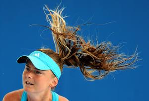 Даниэла Хантухова, фото 578. Daniela Hantuchova Brisbane International tennis tournament - 03/01/12, foto 578