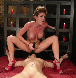 Kayla paige lesbian slave