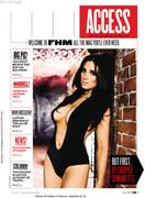 Лиз Фридман, фото 1. Liz Friedman - FHM South Africa - March 2011 (x4), photo 1
