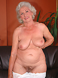 Lusty Granny Norma
