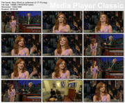 Abby Elliott on the Late Show with David Letterman (2-17-10) 1080i HD
