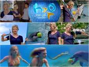 Cariba Heine, Phoebe Tonkin, Indiana Evans - H2O - Just Add Water - Season 3 - Collages - Part 10